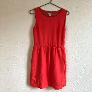 J. Crew Pink/Coral Dress